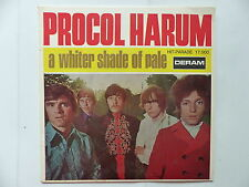 PROCOL HARUM A whiter a shade of pale  17000