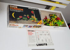 MATCHBOX LINKITS TRANSMISSION TEAM ORIGINAL BOX 80S TOY MODEL BUILDING SET TOY!