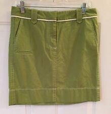 Ann Taylor Mini Regular Size 100% Cotton Skirts for Women