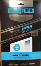 Gadget Guard iPad Air & iPad Air 2 Tempered Glass Black Ice Screen Protector