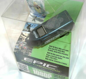 New Stealth Cam Epic HD High Definition 1080P POV Camera STC-EPC1080 Ships Free!