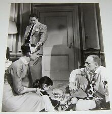 Paul Newman Pier Angeli Original Publicity Vintage Still Somebody Up There Likes