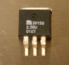 44PC LOT Micrel 2.5V 1.5A LDO Volt Regulator MIC39150-2.5BU TO263 SMT NEW COND