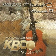 KBCO Live in Studio C Vol 15 Amos Coldplay Amos Winwood R.E.M. Hiatt