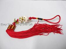 Rabbit Feng Shui Chinese Oriental Lucky Good Luck Year of the Tassel Charm #A
