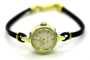 Omega Ladymatic - Automatik Armbanduhr - Ref.10999-3 - Stahl/Goldummantelt
