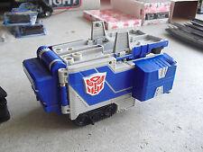 """2001 Hasbro Transformers Optimus Prime Trailer 8 1/2"""" Long LOOK"""
