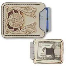 Money Clip Kit -  Front Pocket Wallet Tandy Leather Item 4121-00