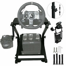 Racing Simulator Steering Wheel Stand Logitech G920 Thrustmaster T300RS T80