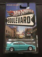 Hot Wheels 2012 Honda Civic Coupe Si Boulevard Big Hits Real Riders