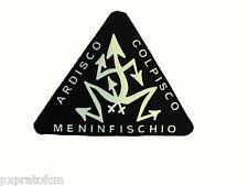 Patch Ardisco Colpisco Meninfischio 30 Stormo B.T. Regia Aeronautica Stampata