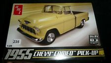 AMT 633 1955 CHEVY CAMEO PICKUP 1/25 Model Car Mountain FS