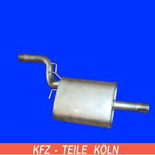 Febi Bilstein Support Échappement 21225 à l/'avant en caoutchouc//métal pour BMW 5er e39 3er z4