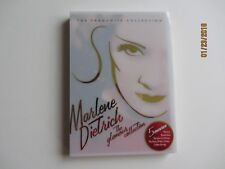Marlene Dietrich: The Glamour Collection DVD 2006 2-Disc Set Franchise Collectio