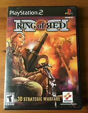 Ring of Red (Sony PlayStation 2, 2001) CIB Complete