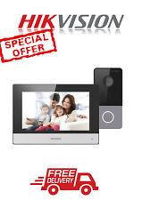 Hikvision KIT Wi-Fi  DS-KH6320-WTE1 (BLACK)+DS-KV6113-WPE1