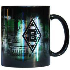 Borussia Mönchengladbach Tasse Metallic BMG Kaffeebecher Stadion Borussia Park