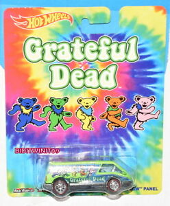 HOT WHEELS 2013 POP CULTURE GRATEFUL DEAD DREAM VAN PANEL W+