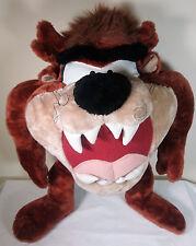 Large Taz Tasmanian Devil Plush Jumbo Looney Tunes Ace Novelties Warner Bros