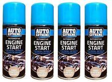 4x Engine Start 200ML Spray Car/Truck Petrol,Diesel & Peraffin Engine Easy Start