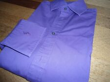 RALPH LAUREN Damen Hemd Bluse, Gr. S bzw. 36 lila, TOP!