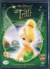 TRILLI  DVD DISNEY BIA 0064702 Z3B SIGILLATO!!!