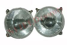Headlight Headlamp Units LH & RH Side Massey Ferguson 135 165 175 240 Tractor