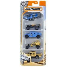 MATTEL MATCHBOX 5 PACK THEMED VEHICLES Car Assortment Hot Wheels C1817