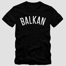 T-Shirt Balkan Srbija Hrvatska Bosna inspired Brooklyn Nets Basketball NBA Shirt