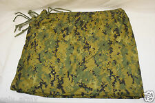 Genuine US Military Basha Shelter Sheet Field Tarp MARPAT Waterproof USMC Army