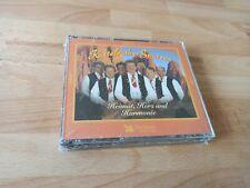 Kastelruther Spatzen 1-4 - 4er Readers Digest Musik CD