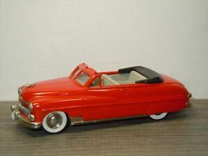 1950 Mercury Convertible - Brooklin Models 15a England 1:43 *52222