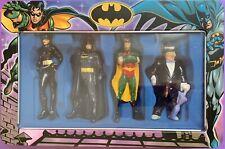 Santa's World Kurt S. Adler Batman Cartoon Network Ornaments Preowned