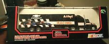 AJ Foyt 1991 Chevrolet Racing team transporter 1:64, Racing Champions