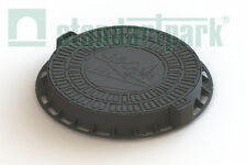 Standartpark - Plastic Manhole Cover home logo version - Holds 10 tons!