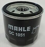 Mahle OC1051 Oil Filter fits ford cmax,bmax,focus,fiesta,grand cmax,kuga,,smax,
