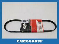 Belt Service V-Ribbed Belt GATES Ford Escort Fiesta Lancia Y10 Almera