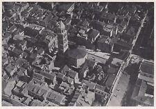 D3624 Croazia - Spalato - Split - Veduta aerea - Stampa d'epoca - 1940 old print