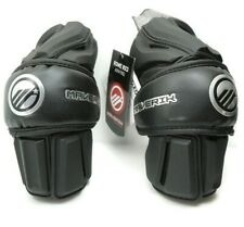 Maverik Rome Rx3 Lacrosse Arm Elbow Pads Guards Black Medium 3001669