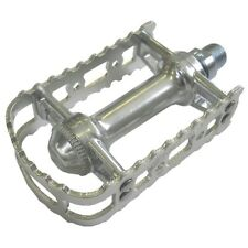MKS Road BM-7 pedals silver - Vintage style - Made in Japan