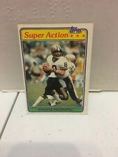 1981 Topps Archie Manning #379