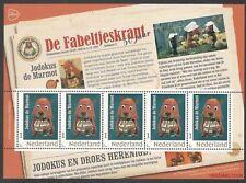 NEDERLAND 2018: DE FABELTJESKRANT 50 JAAR NR. 3: JODOKUS DE MARMOT vel postfris