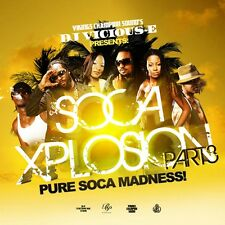 SOCA XPLOSION MIX VOLUME 3