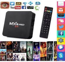MXQ PRO BOX ✔KODI 17.6 ✔Quad-Core ✔Android 7.1 ✔SMART TV - IMMEDIATE DISPATCH!