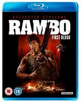 Rambo: First Blood [Blu-ray] [2018] [DVD][Region 2]