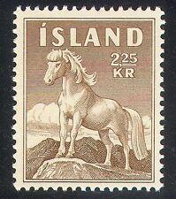 Icelandic Horses Postal Stamps