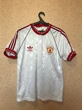 "M 38""-40"" MANCHESTER UNITED VINTAGE 1991 EUROPEAN CUP WINNERS CUP ADULTS No.7"