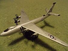 Built 1/144: American BOEING XB-55 Prototype Bomber Aircraft