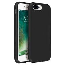 Rhinoshield Case iPhone 7 Plus / 8 Plus Shockproof Fine SolidSuit Series Black