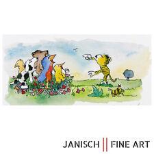 """JANOSCH - """"Nun singen Sie Fis! Oder Ges!"""", handsigniert, Auflage 99, 2013 !"""